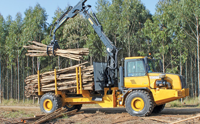 Timber-Truck