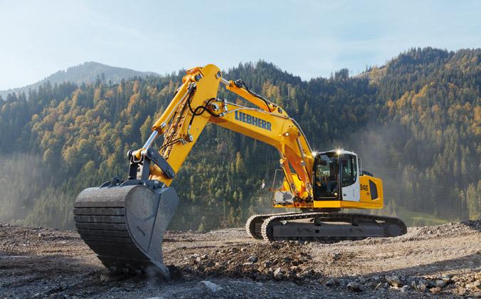 Crawler-Excavator