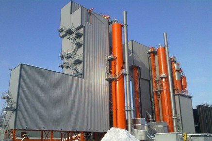 Targeted planning permits the stationary plants to be tailored to the required purpose.