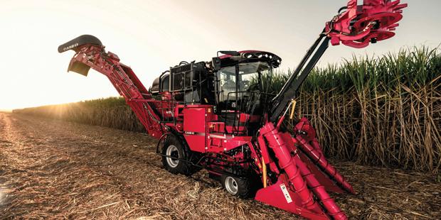 Sugar Cane Harvester 8000 Series