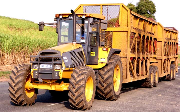 Tandem-Tractor